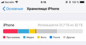 В iPhone не обновляется iOS по воздуху или через iTunes