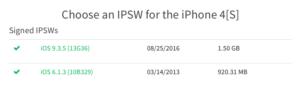 iPhone 11/X(s/r)/8/7/6 и Recovery Mode (режим восстановления)