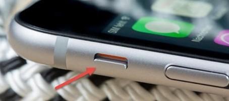 На iPhone нет звука при звонке (входящем вызове) и СМС