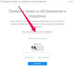 Как проверить статус гарантии iPhone 11/X(s/r)/8/7/6 и iPad