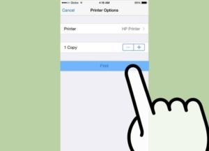 Как распечатать с iPhone 11/X(s/r)/8/7/6 на принтер через WiFi