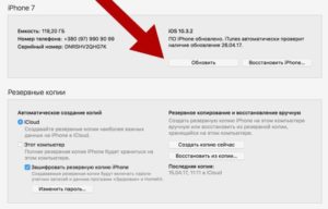 iPhone 11/X(s/r)/8/7/6 не прошивается - ошибки