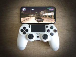 Как подключить джойстик PS4 к iPhone/iPad
